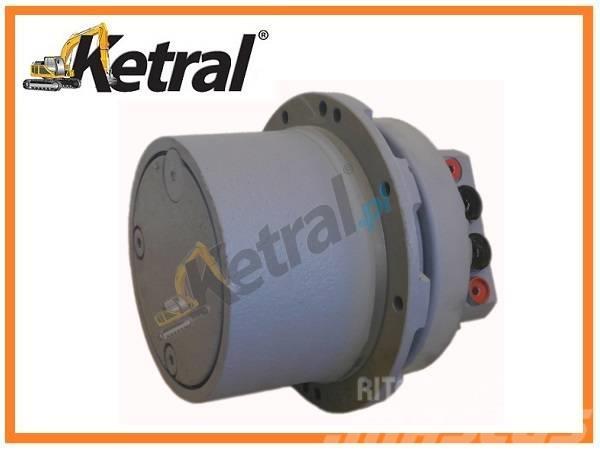 Terex Schaeff HR30 HR32 TC75 Final drive Travel motor Gear