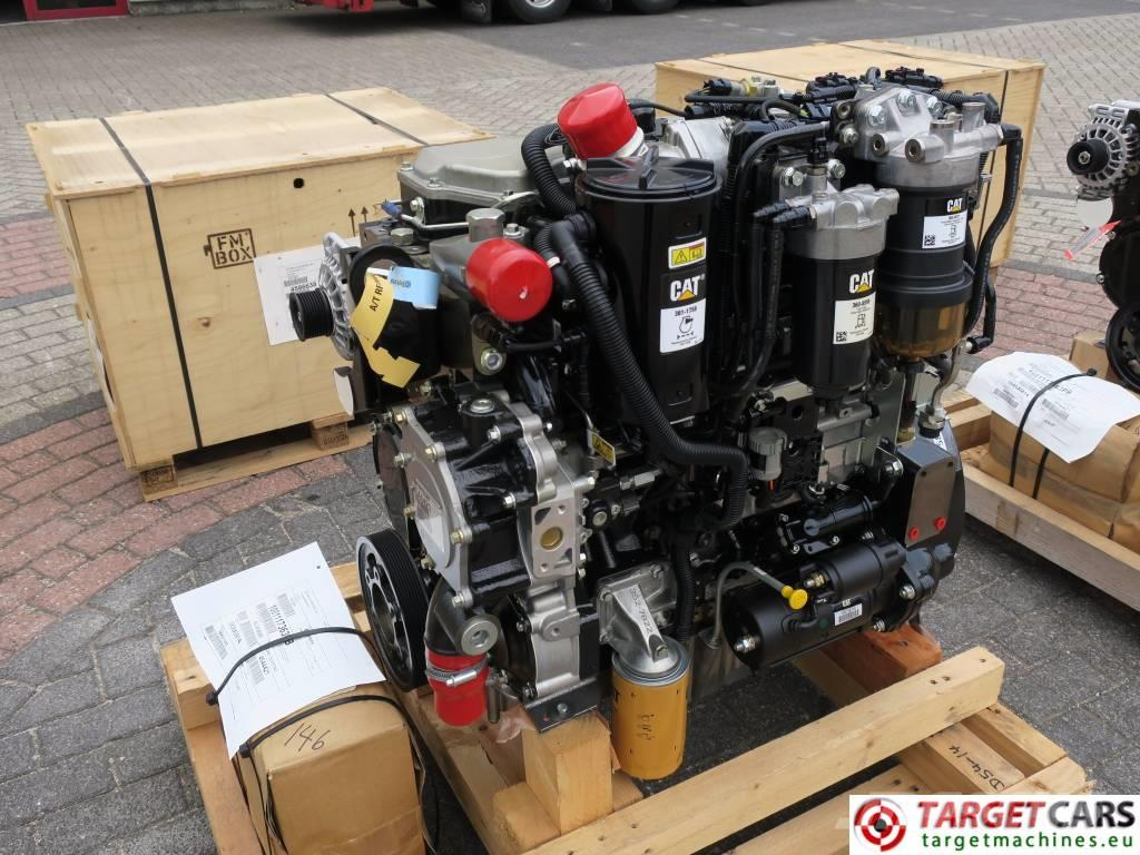 Caterpillar C4.4 Diesel engine 4544421 3638 106KW New Unused