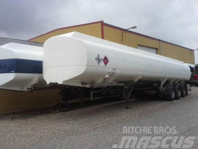 Kässbohrer 49000 Liter Petrol/Fuel/Diesel ADR 11 Kammern