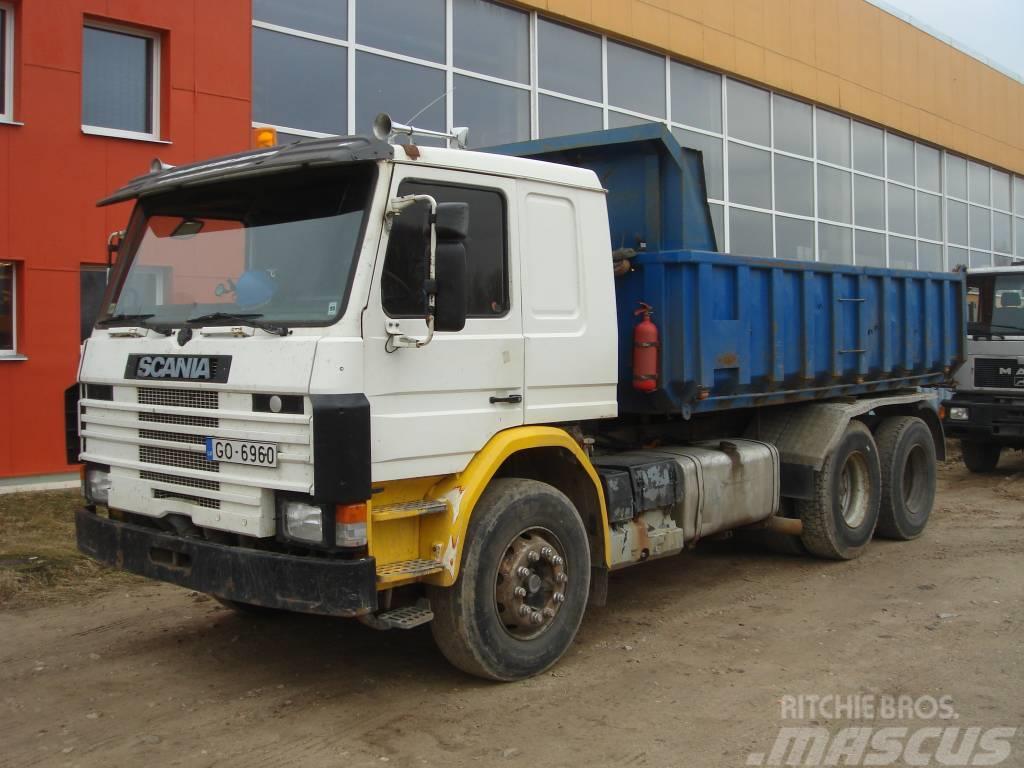 Scania P113