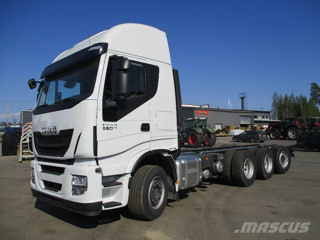 Iveco Stralis AS 35S56 Tridem