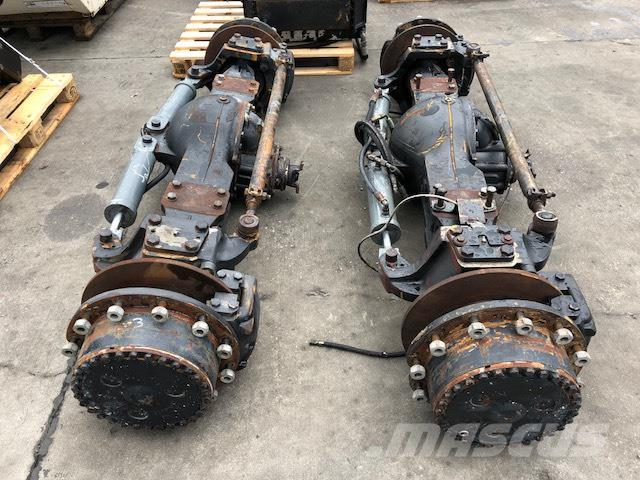 Terex RT 230 AXLES