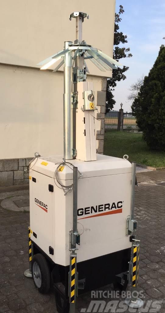 Generac Light tower SECURITY