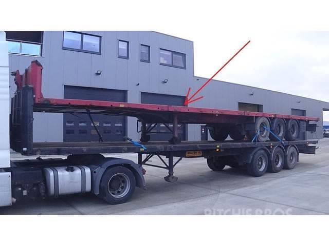 Wielton PTS 34.100 (ROR-axles / DRUM BRAKES / FREINS TAMBO