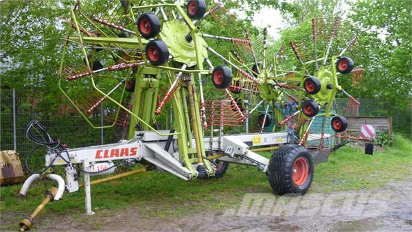 Claas Liner 3000, Windrowers