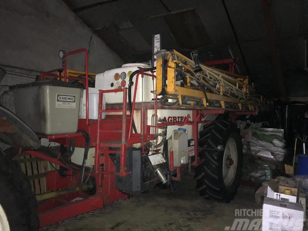 Agrifac GN 4233 veldspuit
