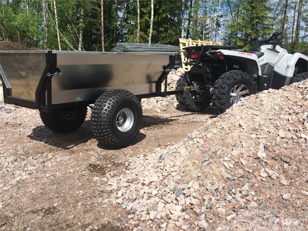 Oxen Tippvagn, 2016, Övriga lantbruksmaskiner