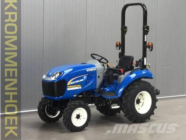 New Holland Boomer 25 | 4WD | New