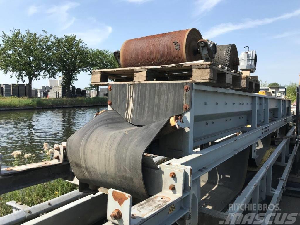 Redox CO0200/1 Conveyor Belt 650mm x 8500mm