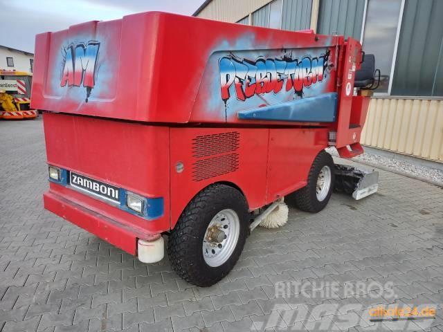 Zamboni Eisbär Icebaer Eismaschine 500