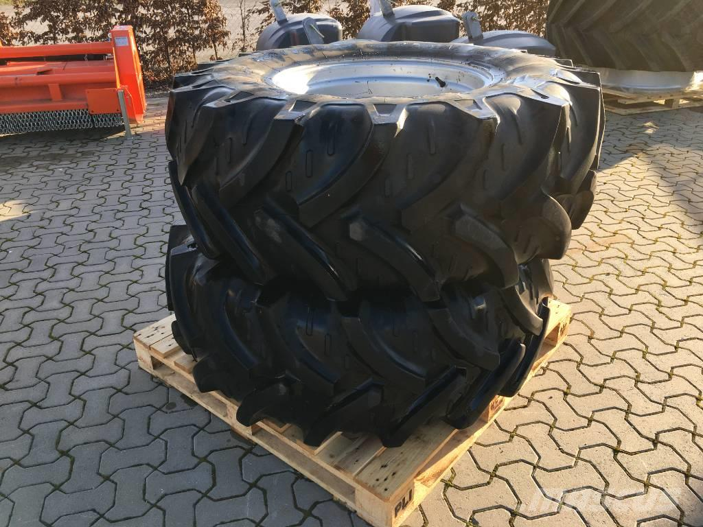 [Other] Däck med fälg ej disk 480/70 R24