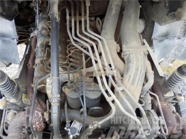 Mercedes-Benz V8 SK 350PS 380PS OM 442 2xTURBO, 1990, Motorer