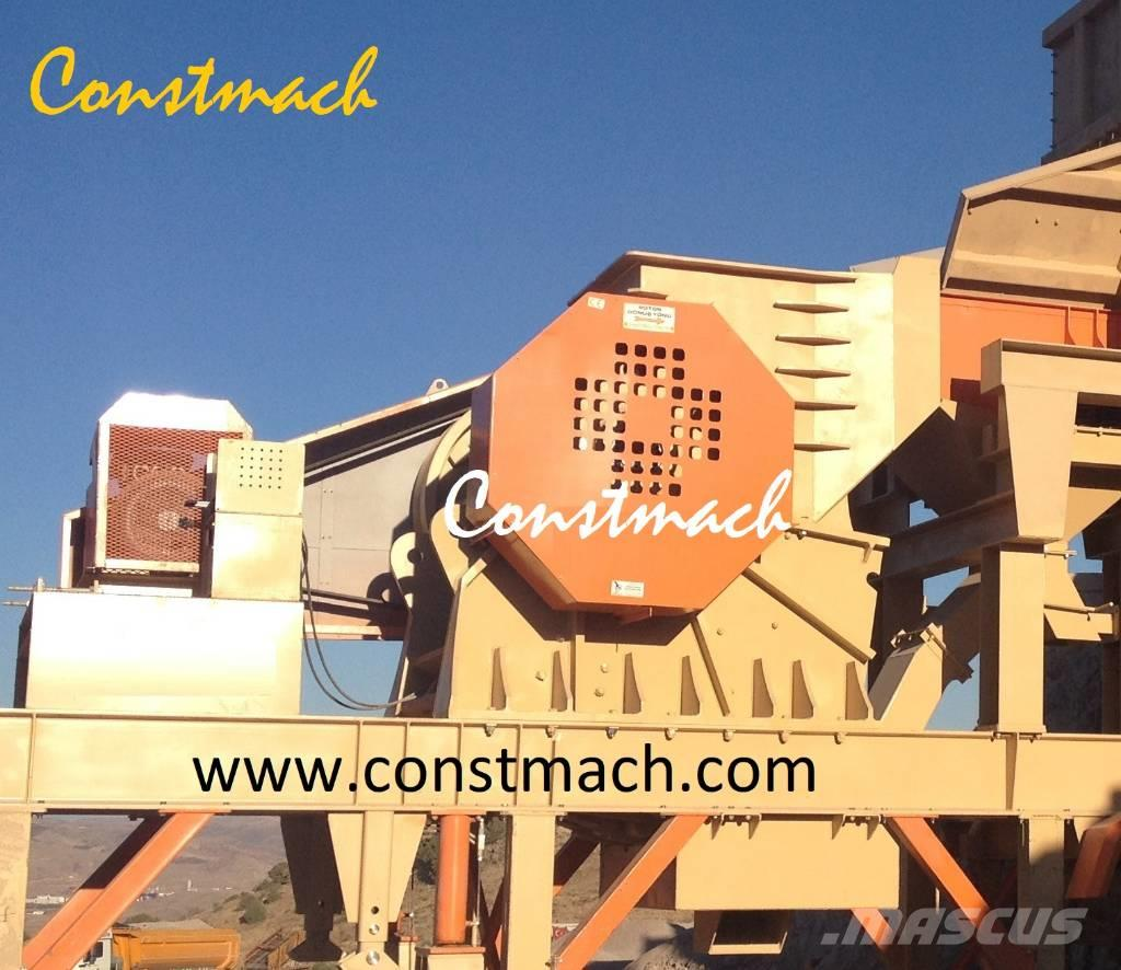 Constmach 1100 x 850 mm JAW CRUSHER – READY AT STOCK !