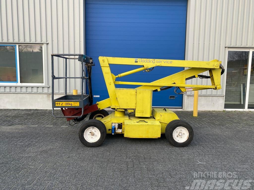Niftylift HR 12, Hoogwerker, 12 meter, Diesel + Accu