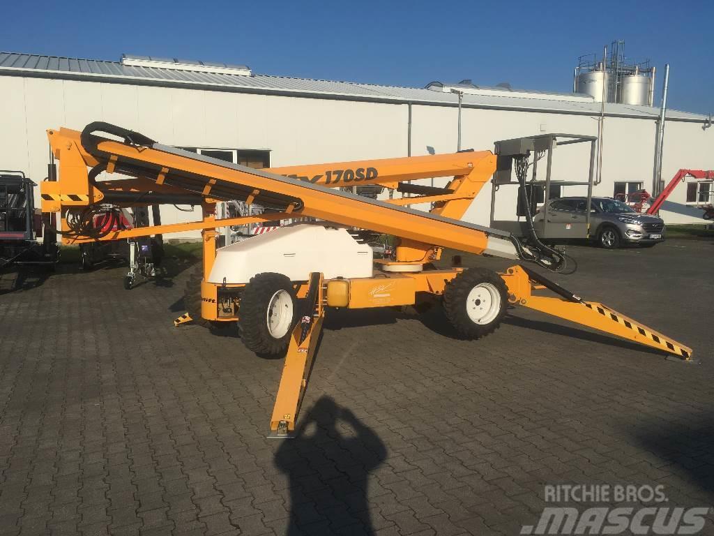 Niftylift SD170DE 4WD