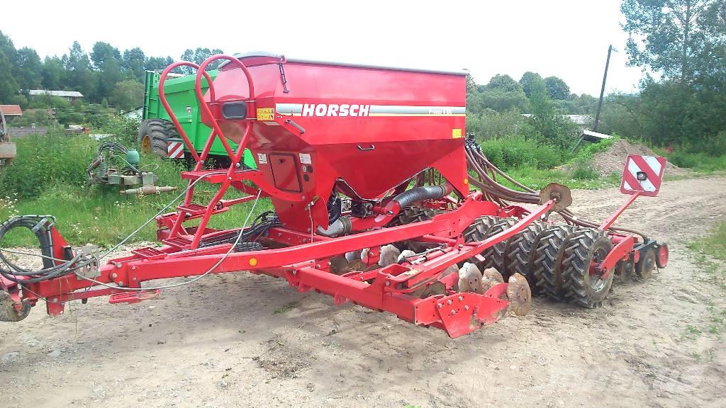 Horsch Pronto 4 DC fixed frame