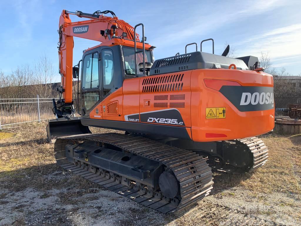 Doosan DX 235 LC-5