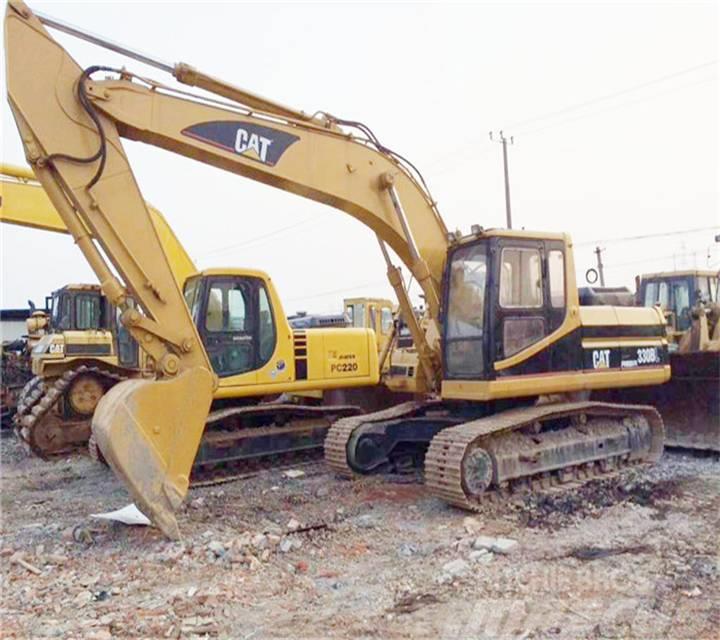 Caterpillar used classic 330 B L
