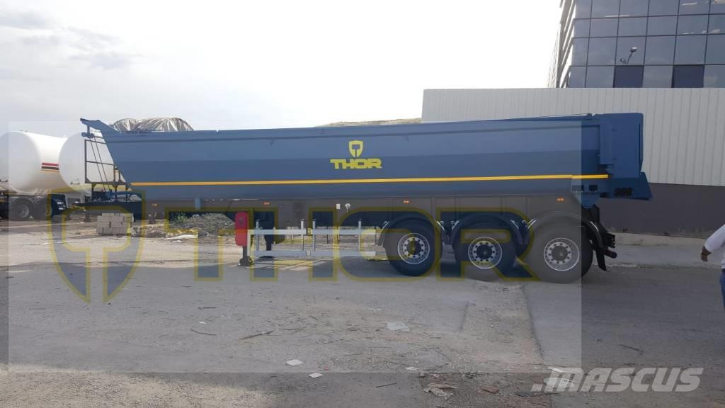 Thor Tipping Trailer 25 m3