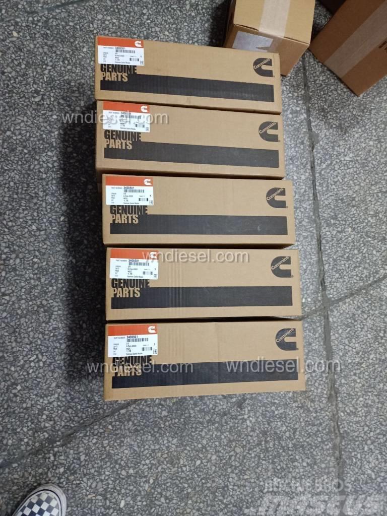 Cummins 3408501 ECM QSX15 QSM11