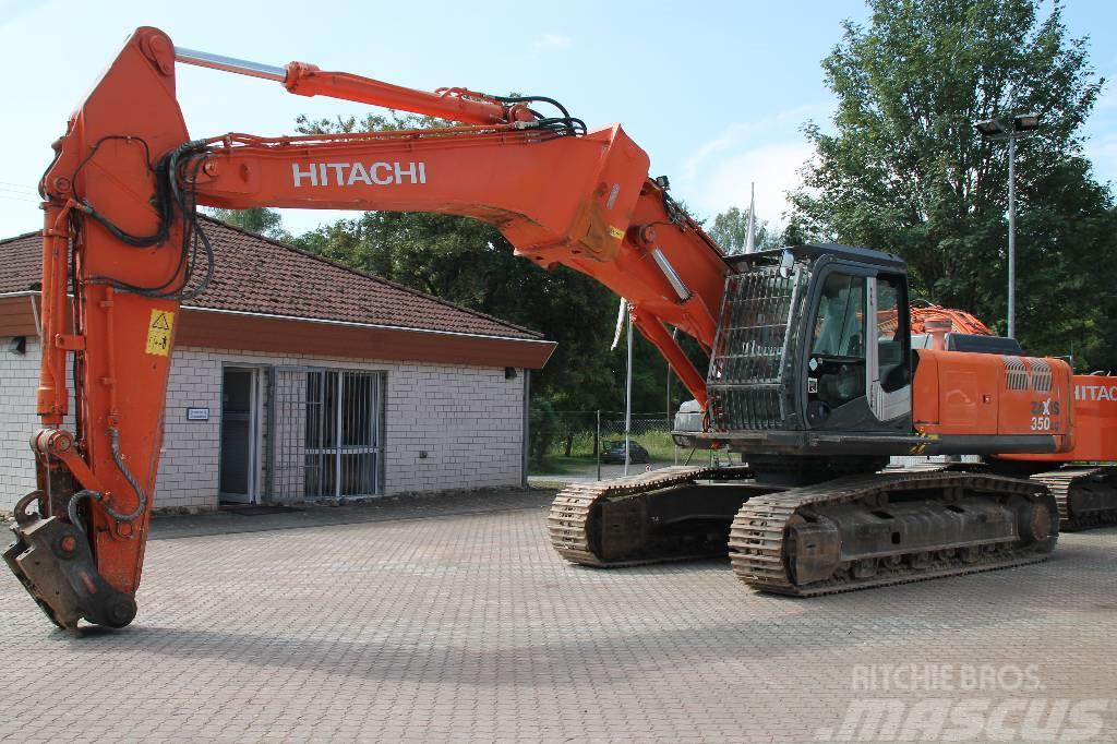 Hitachi ZX 350 LC D-3