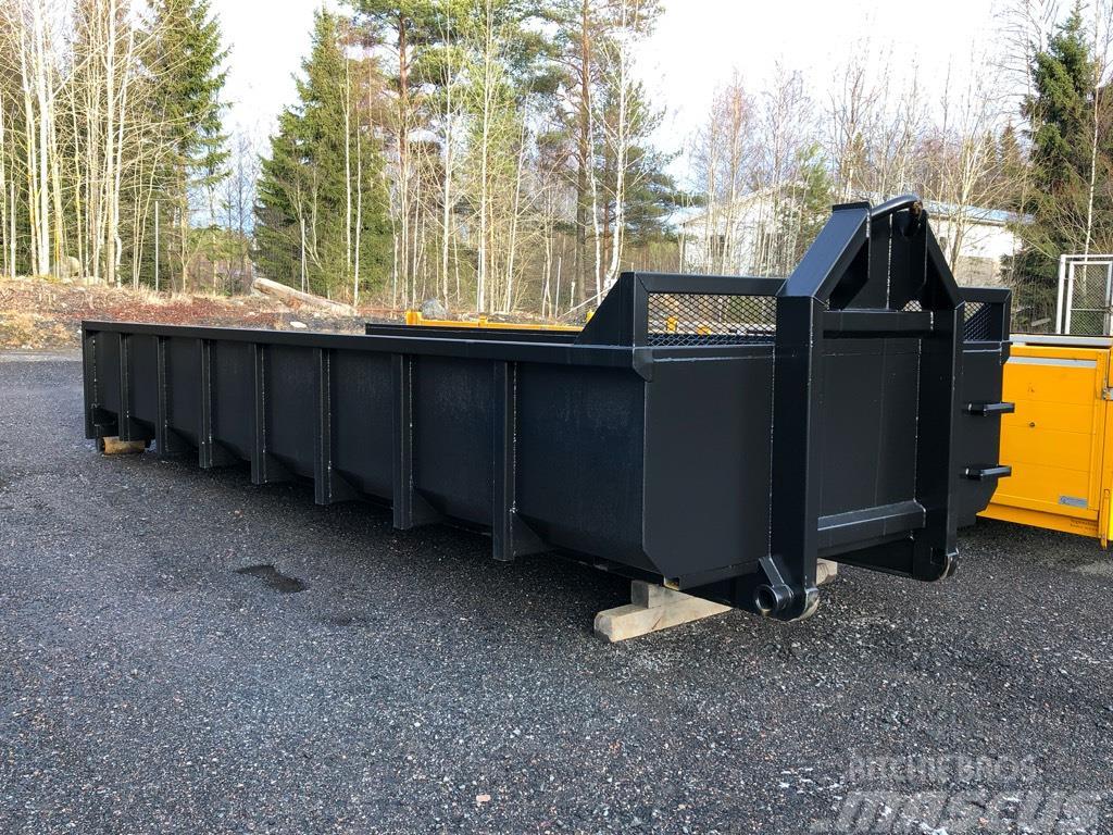 [Other] Vaihtolava Soralava 6,0m hydraulinen alaperälauta