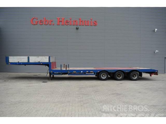 Broshuis E2190/27 4 m Extandable