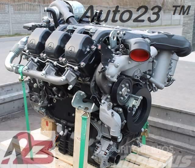 [Other] Naprawa Silnik Mercedes-Benz Actros MP2 MP3 OM501L