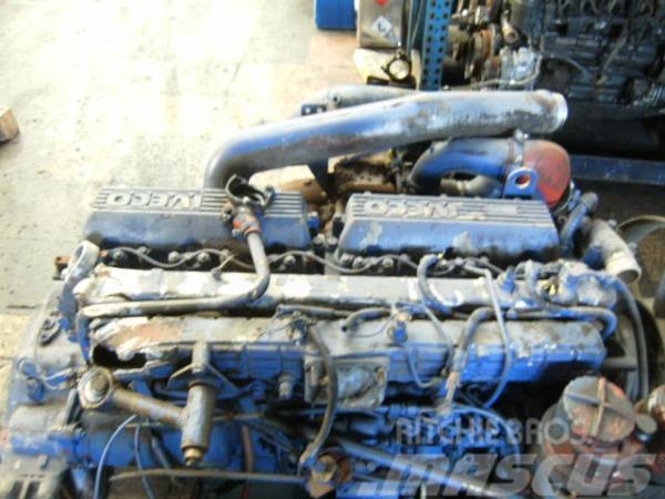 Iveco 8460.41 K E2 / 846041 K E 2, 2000, Motorer
