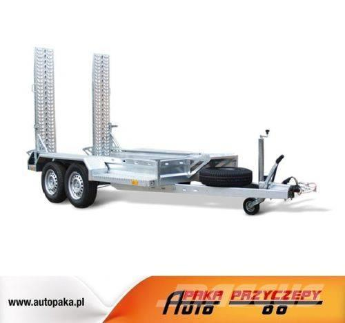 [Other] Baumaschinenanhänger 2700 kg Minibagger Bagger Anh