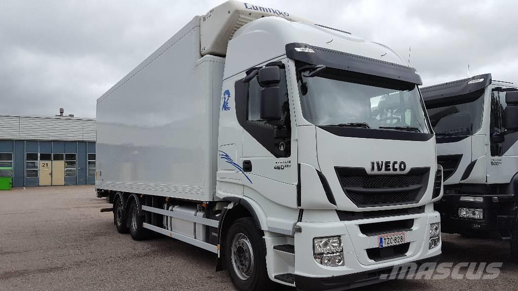 Iveco Stralis AS260S46FS
