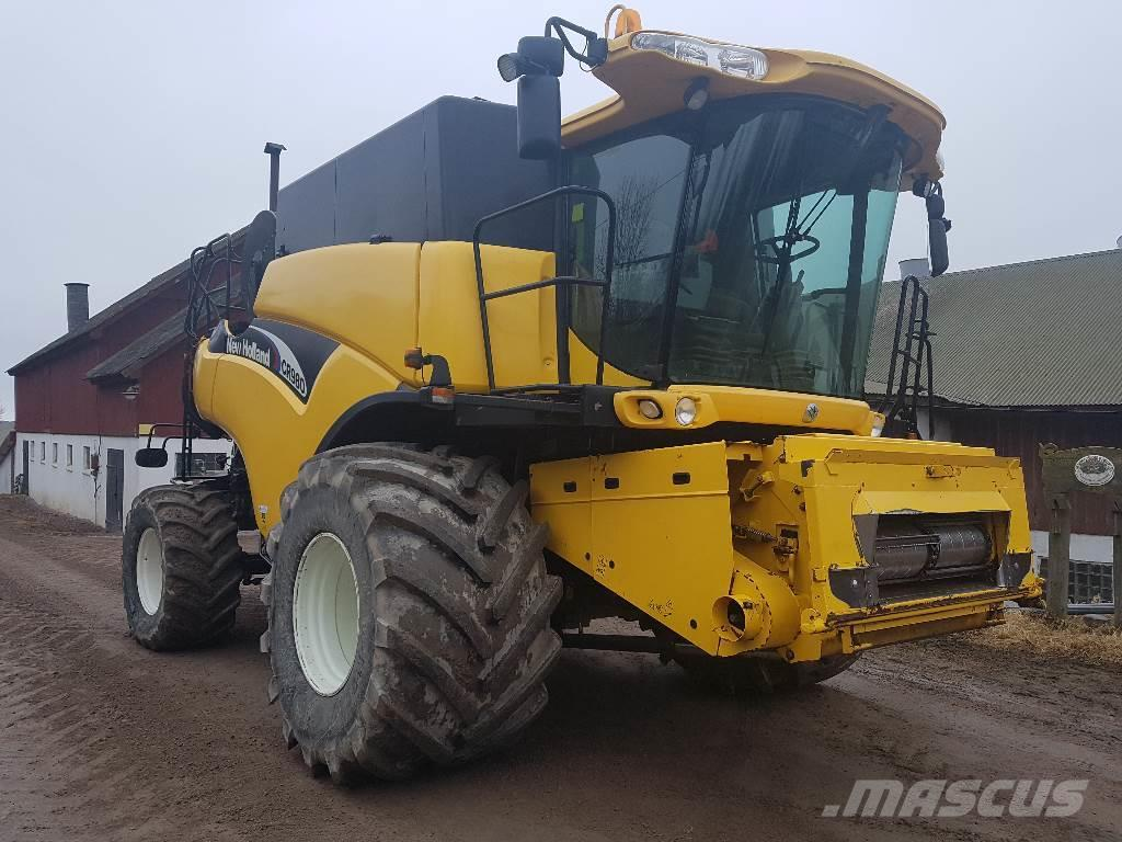 New Holland CR 980 30' -03