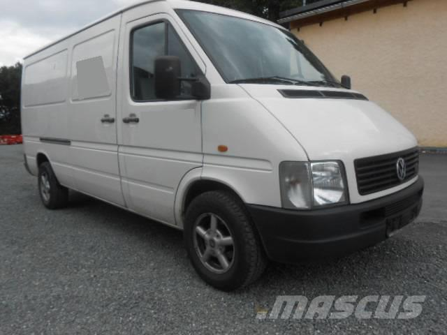 used volkswagen lt 35 box body year 2005 price 3 884 for sale mascus usa. Black Bedroom Furniture Sets. Home Design Ideas