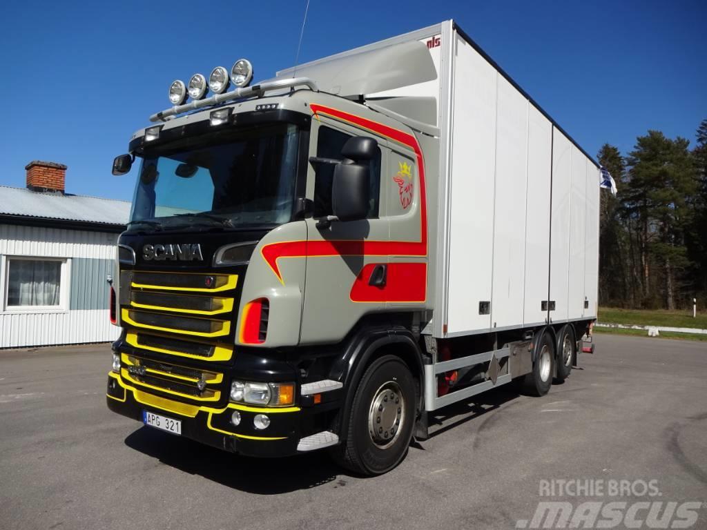 Scania R500lb6x2*4hnb