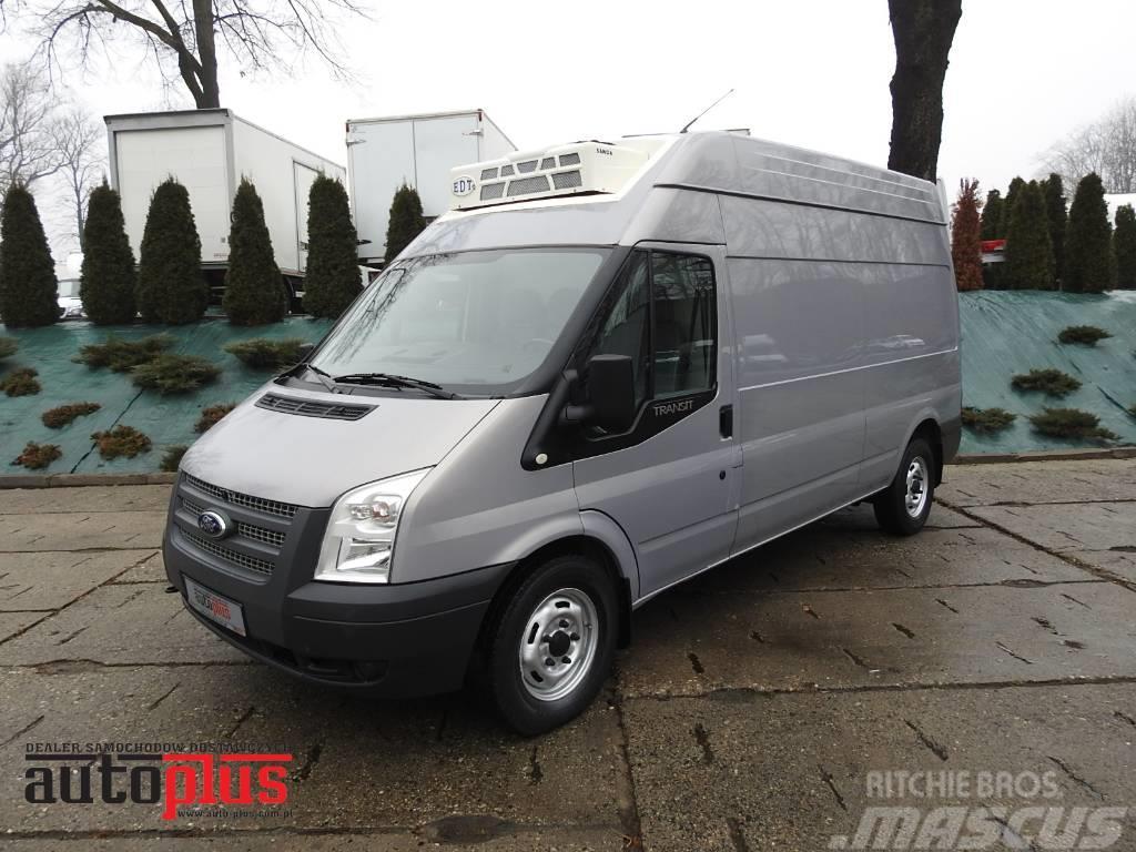 Ford transit van refrigerator 0c 2012 temperature controlled vans