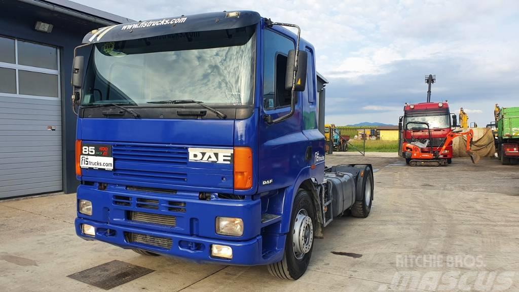 DAF 85.400 ATI 4x2 tractor unit - euro 2