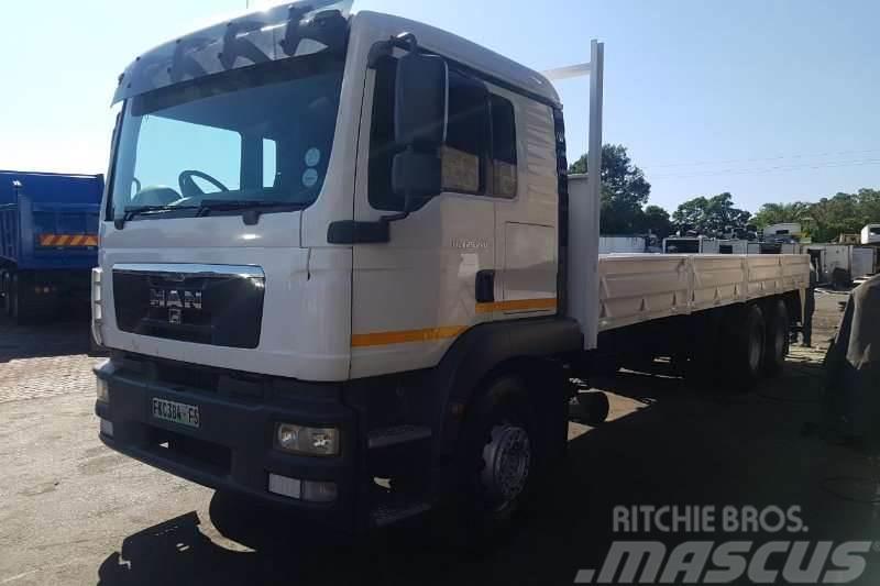 MAN TGM 25-280