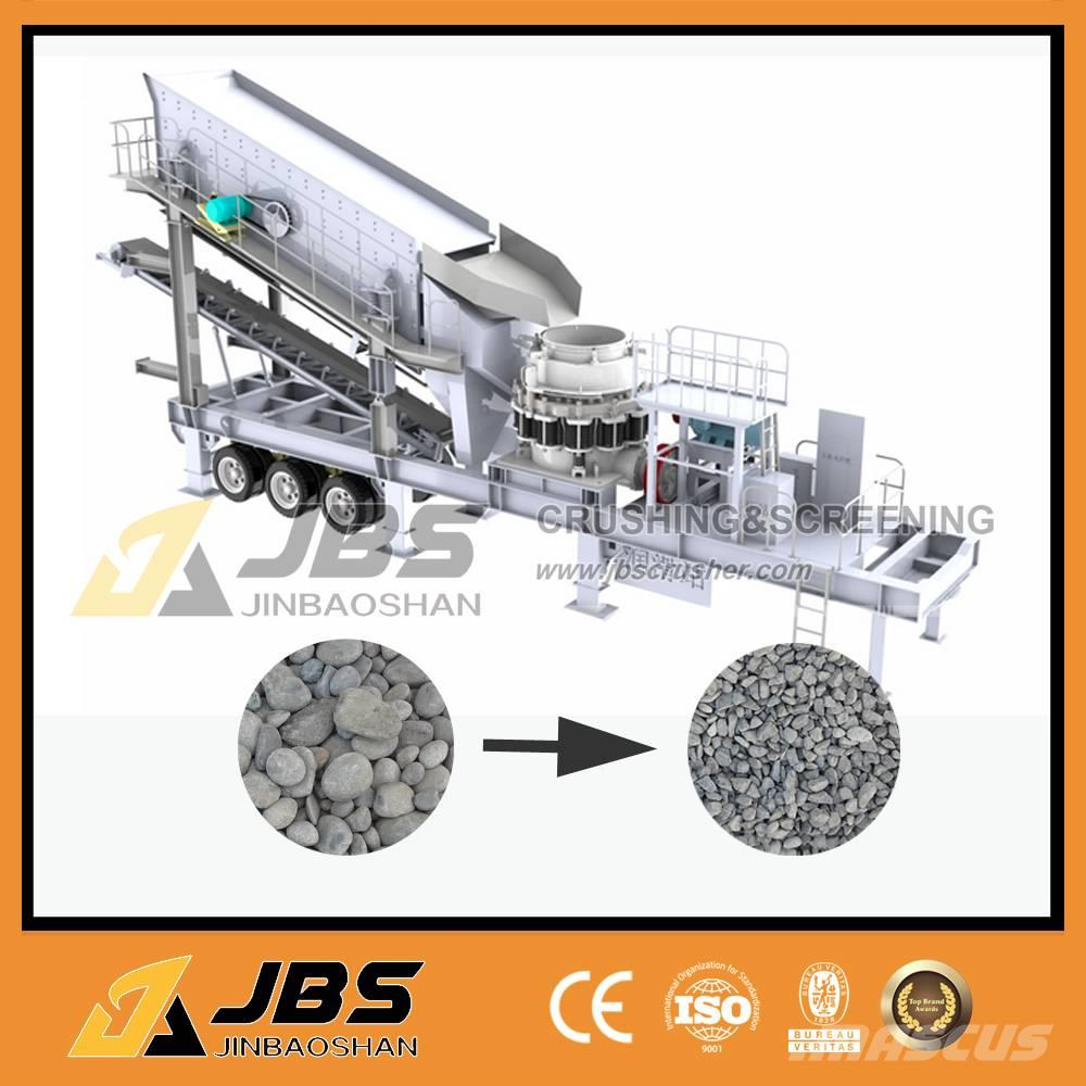 JBS MC1313 Mobile Cone Crusher