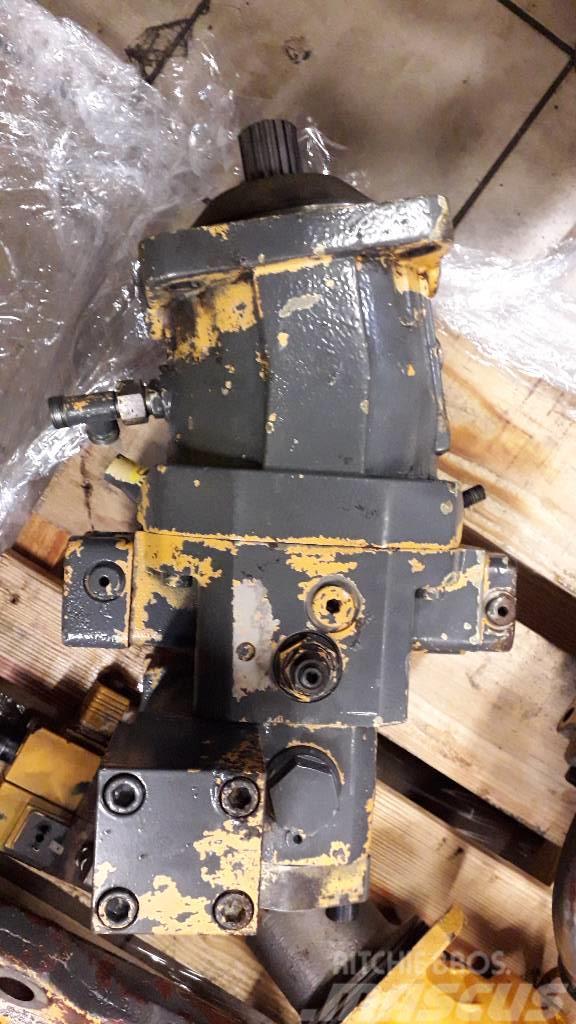 [Other] Silnik Hydromatik A6VM107 Liebherr A 312