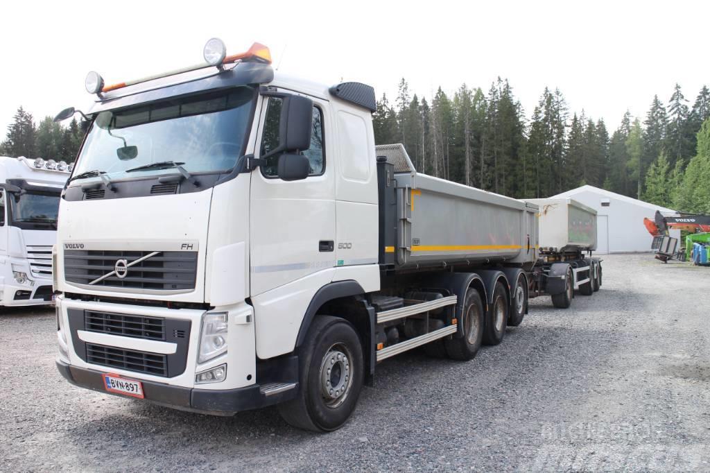 Volvo Kasettiyhdistelmä FH500