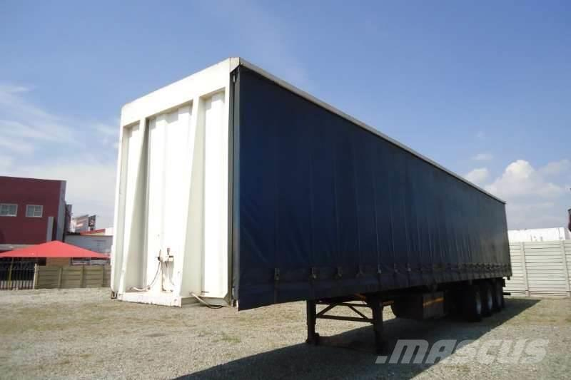 [Other] Serco TAUTLINER TRI AXLE SERCO 14M TRAILER