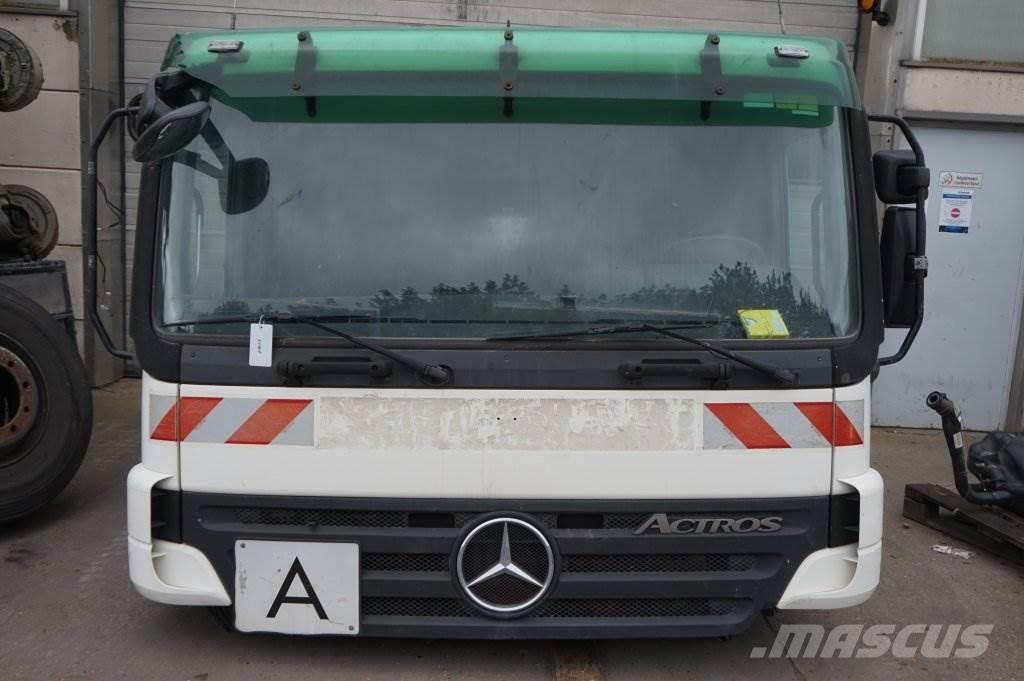 Mercedes-Benz ACTROS F05 MP2 LAGE TUNNEL