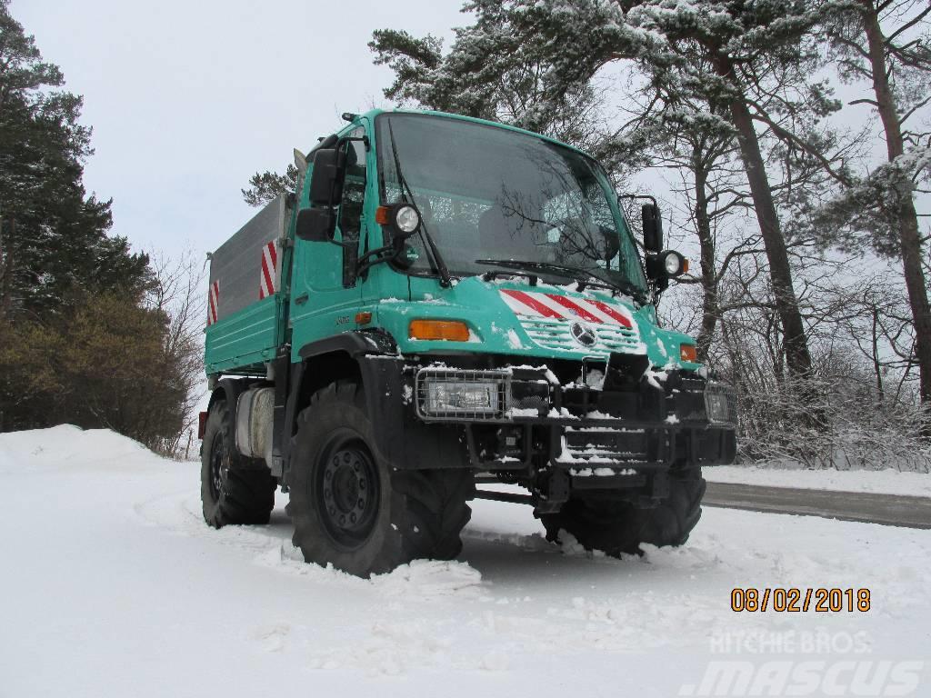 MB Trac Unimog U400