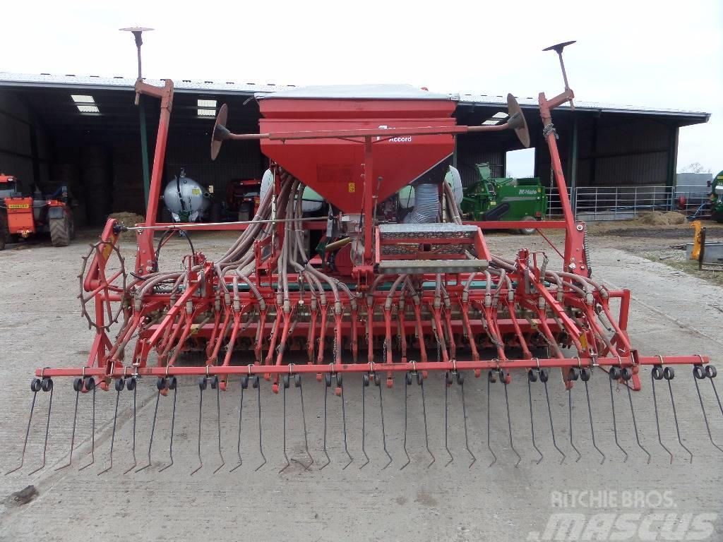 Kverneland 4 metre combination drill