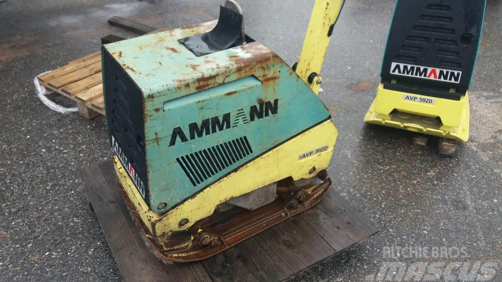 Ammann AVP3920