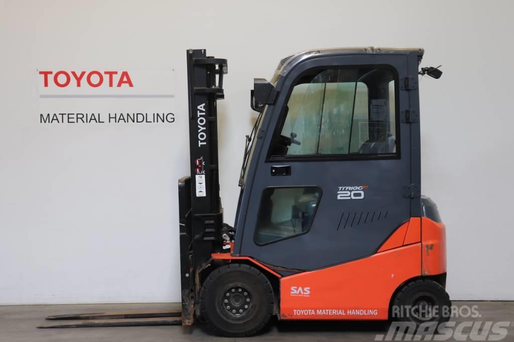 Toyota 8 FB MKT 20
