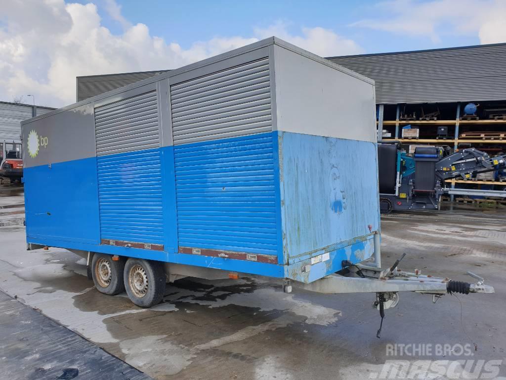 Hapert AL3500, HAPA-1300, oil service wagon