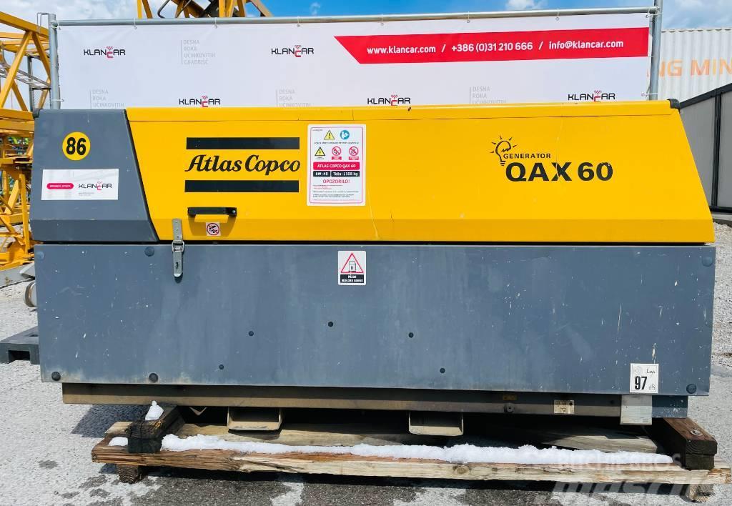 Atlas Copco QAX 60