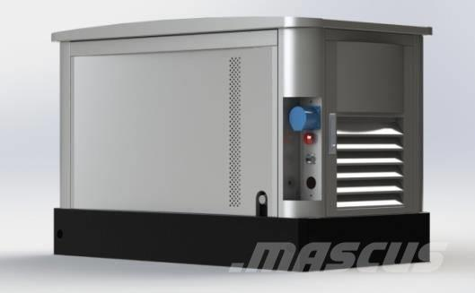 Javac - Gas generator 10 KVA - 8 KW - 3000tpm
