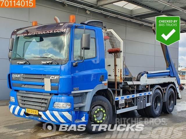 DAF CF85.380 6X2 Liftachse ADR Euro 3
